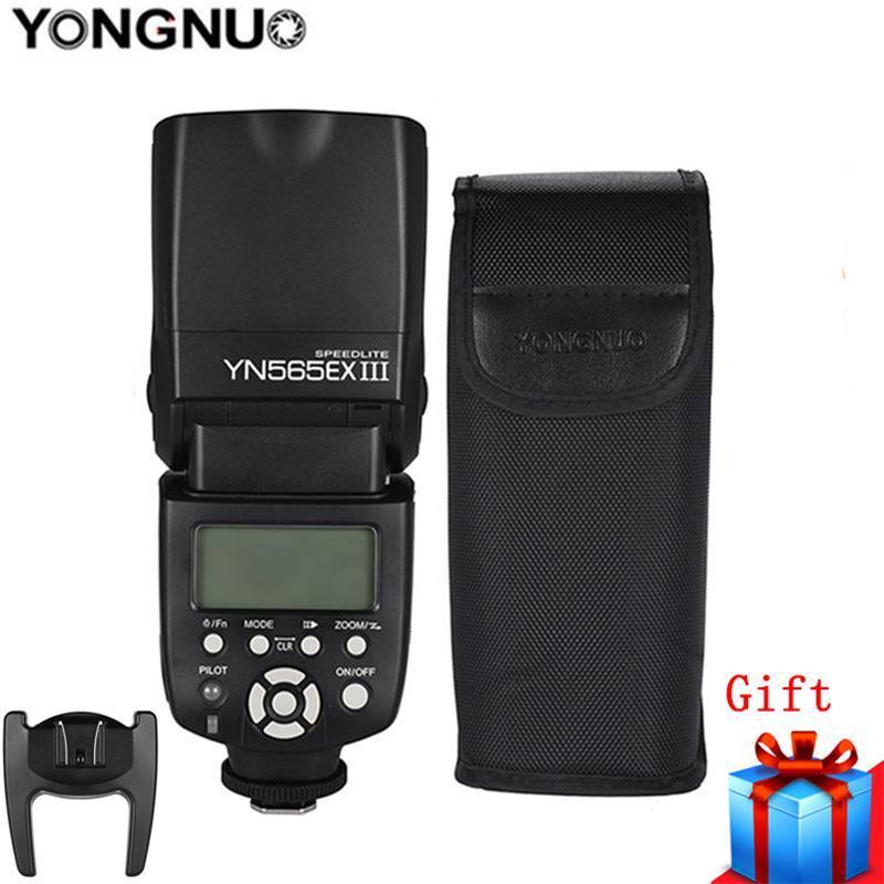Yongnuo Flash YN565EX III per 6g 60D 5D Mark III 550D 1100D 650D 600d 700d 7d 5D2 fotocamera WirelessL Flash