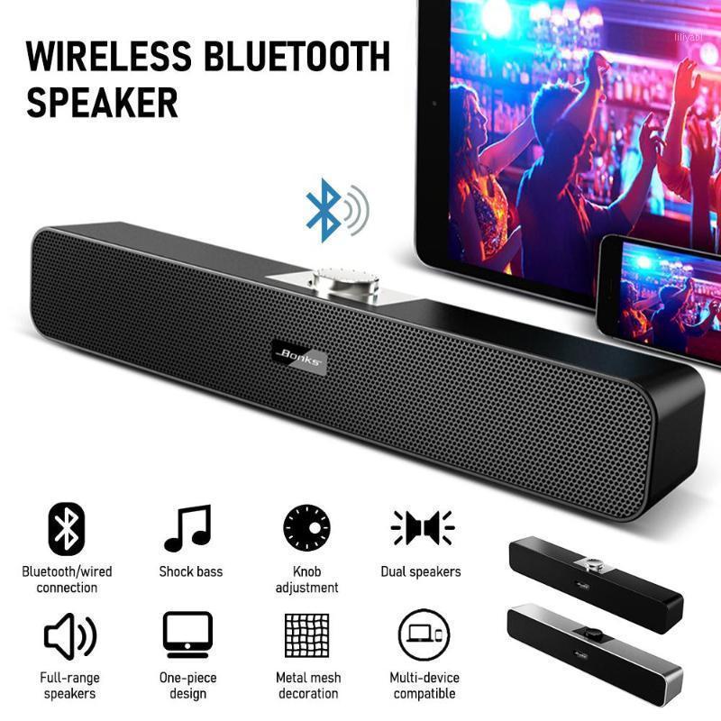 Subwoofer Bluetooth Speaker Home Theatre Tablet Altavoz Portátil Universal Viajes Reproductor de Música Outdoor1