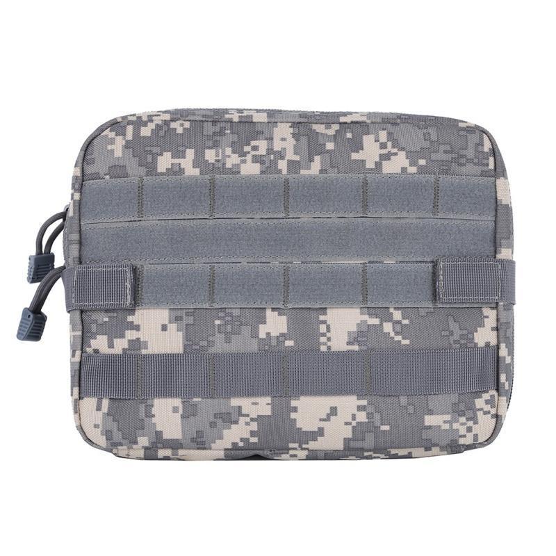 Para bolsa de administração bolsa tática multi saco de caça Molle utilitário camping jcxgx