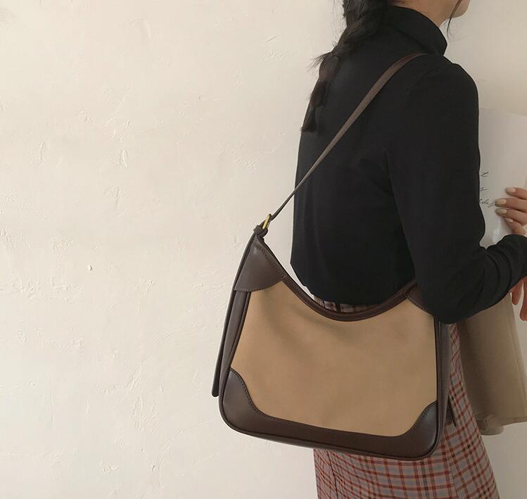 HBP Neueste Mode Frauen Geldbörse Vintage Umhängetasche Crossbody Bag Freies Verschiffen