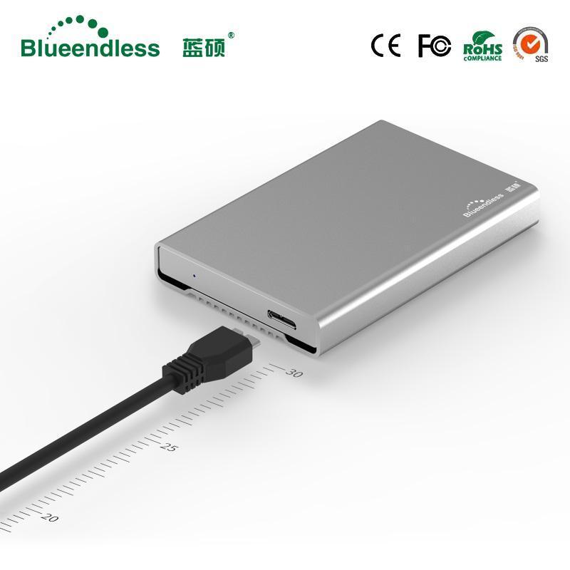 """2.5"""" Hard disk esterno portatile 250GB / 1TB HDD portatile con hard disk per computer e disco portatile duro externo Dispositivi di memorizzazione"""