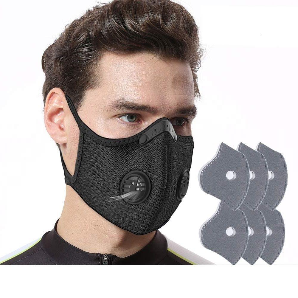 Лицо РМ2,5 Одноразовая воздуха Дыхательные Возобновляемая маска в Китае Vklr