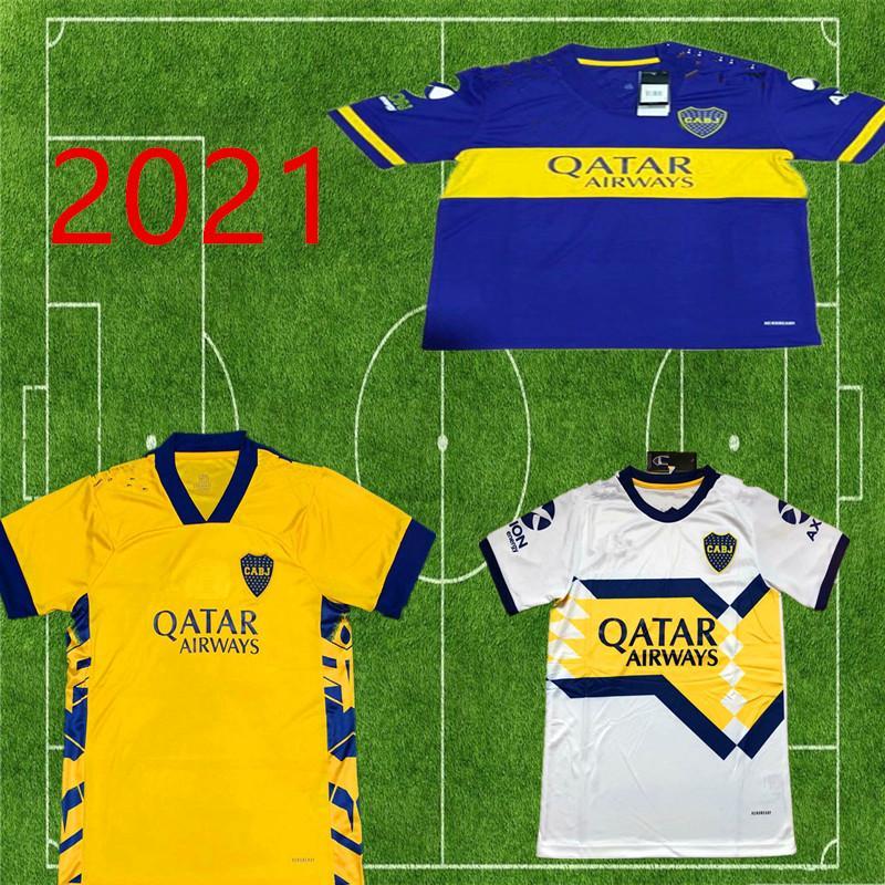 2020 2021 Boca Juniors Player version Jersey Home Away 20 21 Boca Juniors GAGO OSVALDO CARLITOS PEREZ DE ROSSI chemise de football