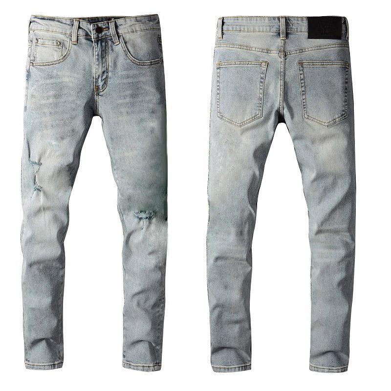 Homme classique jeans mâle pantalon slim homme moker masculino pantalon d'affaires hommes hommes mode décontracté jeans matures printemps tendance sutun chaud nouveau pantalon