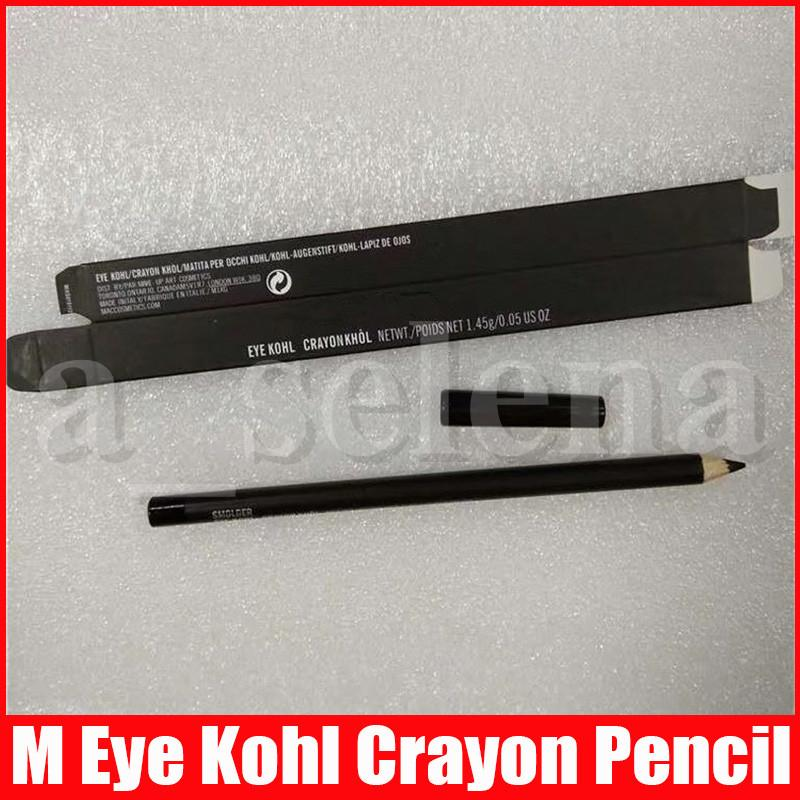M Maquillage des yeux Kohl Crayon Crayon Crayon Eyeliner 1,45 g cool Liner Black Eye Pen