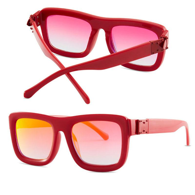 High Quality Womans Sunglasses Luxury Fashion Mens Sun glasses UV Protection men Designer eyeglass Gradient Metal hinge eye women spectacles WL167