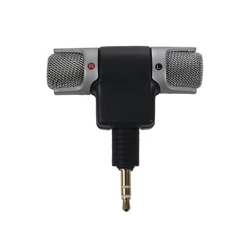 Tragbare Mini Mic Digital Stereo-Mikrofon für Recorder, PC