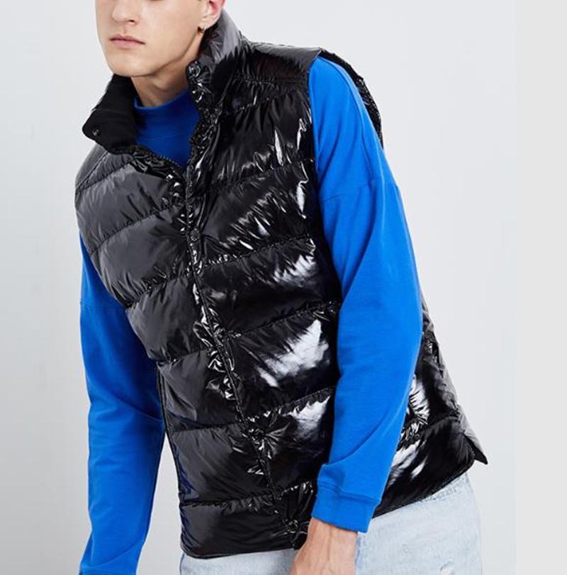 ceket kış ceket Yelek Aşağı Parkas Coat Aşağı Erkekler Ve Kadınlar WINDBREAKER Hoodie Ceket Kalın Sıcak giyim için su geçirmez kapşonlu