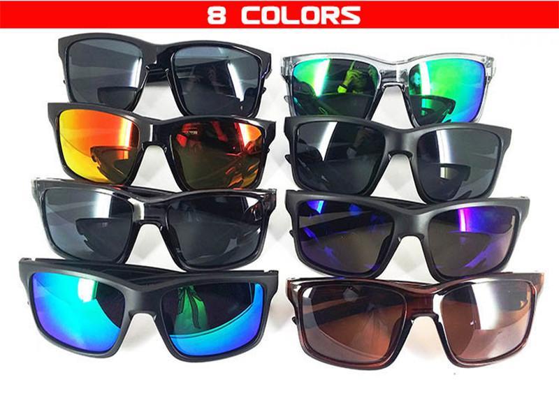 2020 Yeni 8 colorsDesigner dazzling gözlük YAZ bisiklet spor moda güneş gözlüğü kadın erkek Plaj Bisiklet Güneş Gözlükleri kaplama yansıtıcı