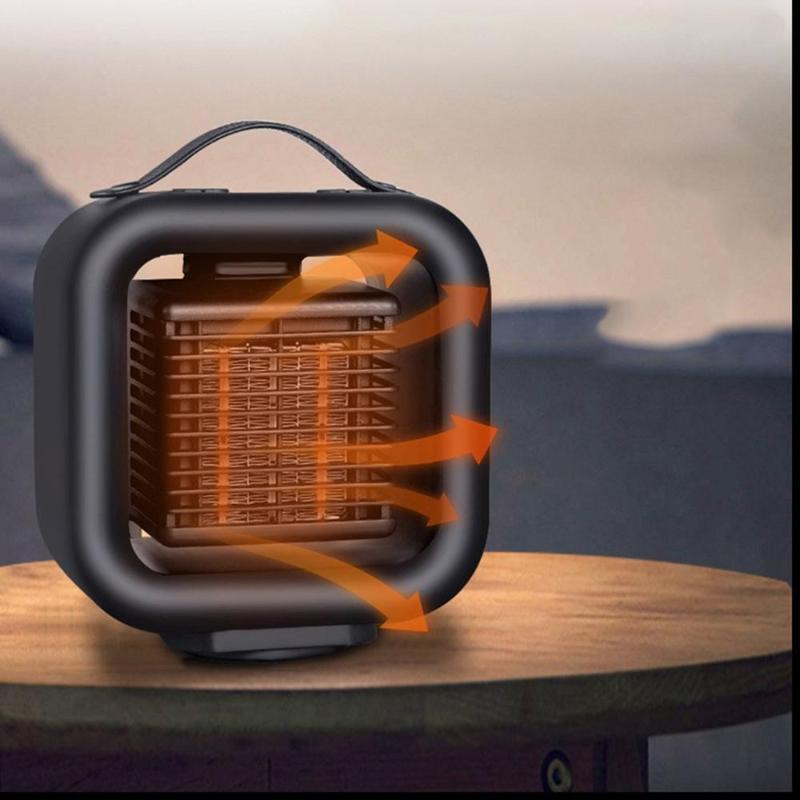 مصغرة سخان المنزل غرف النوم سخانات الإبداعية طالب سطح المكتب صغيرة محمولة سخانات الذاتي بالطاقة الدافئة فان 220V الصين (الأصل) 800W CE