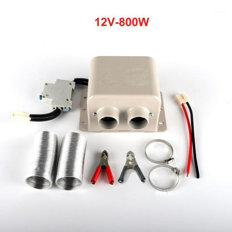 Aquecedores elétricos inteligentes 2021 12V / 24V 800W carro aquecedor de vidro desrespeito janela 2 outlet de ar inverno secador quente auto névoa eliminator1
