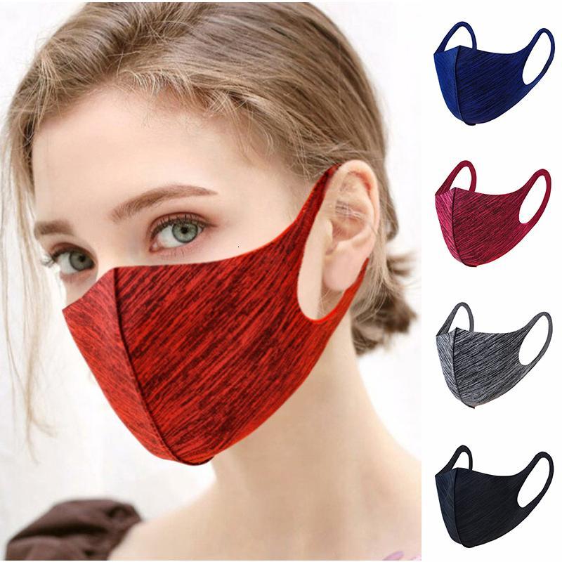Máscara de poeira Moda Camouflage face respirável Ultra Máscaras fina protectores solares reutilizável Protective DHL frete grátis Bwe589