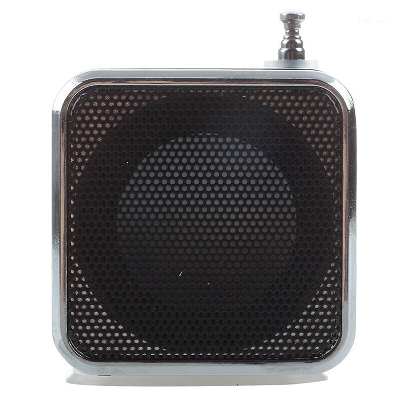 TD-V26 портативный мини-динамик с цифровым и микро SD / TF / USB FM - Black1