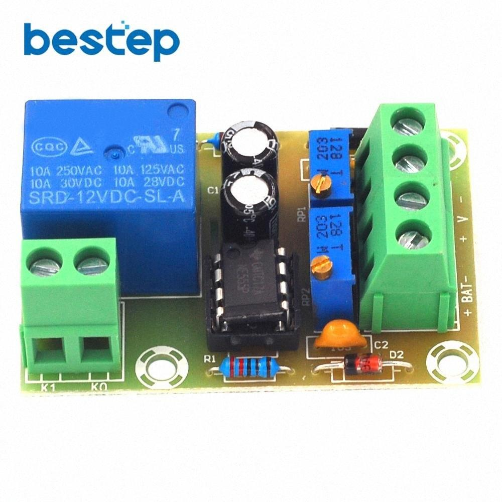 1PCS XH-M601 Battery Charging Control Board 12V Intelligent Charger Power Control Panel Automatic Charging Power IF3j#
