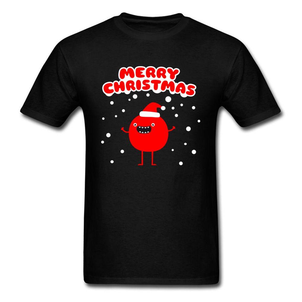 Image mignonne Voyage T-shirt XXXL drôle Père Noël Ho Ho Homo Joyeux Noël pour les étudiants 2018 hommes Sweat à capuche récent t-shirt à capuche