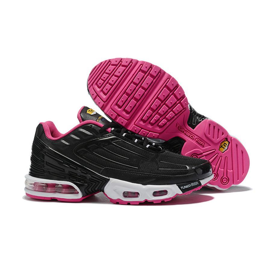 TN Artı 3 III Koşu Ayakkabıları Erkek Neon Mavi Üçlü Siyah Beyaz Mor Bulutsusu Kadınlar Klasik Eğitmen Tuned Sneakers