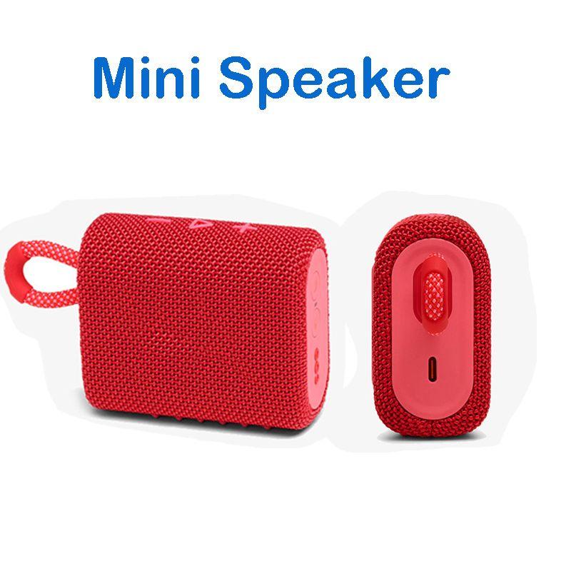 Dropship Brand New Mini sans fil Bluetooth haut-parleurs d'extérieur haut-parleur étanche IP67 avec emballage de détail Mini haut-parleur