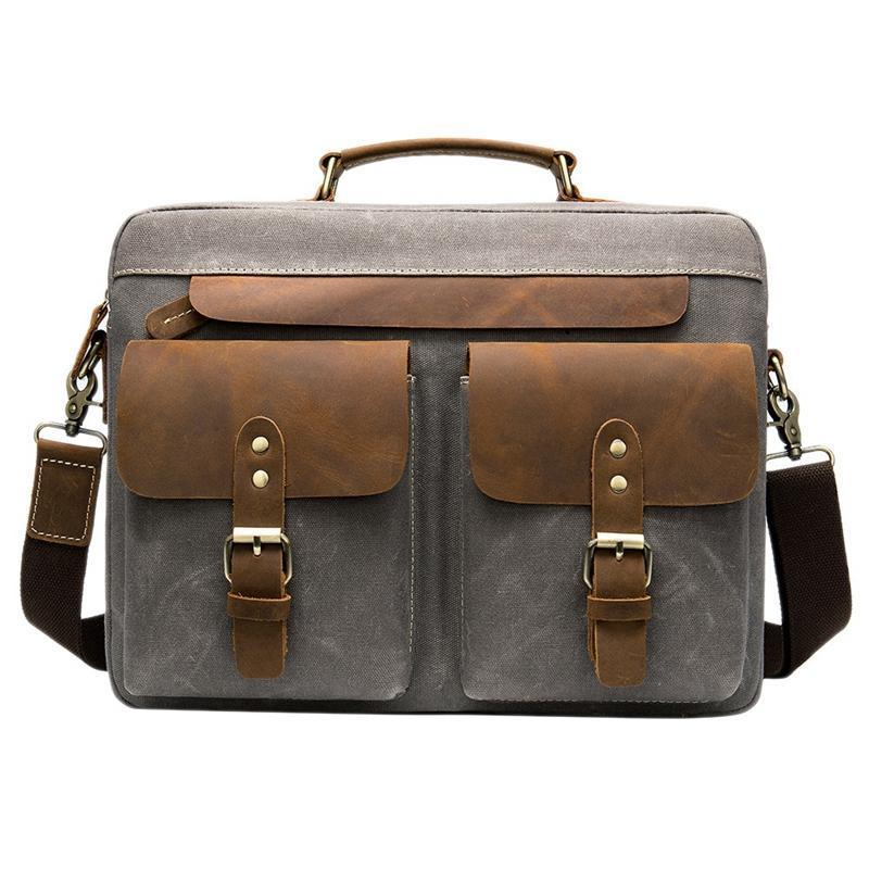 Мужчины Портфели Мужские сумки из натуральной кожи Бизнес Офисные сумки для мужчин ноутбук сумка кожа Портфели Мужской Lawyer Сумки