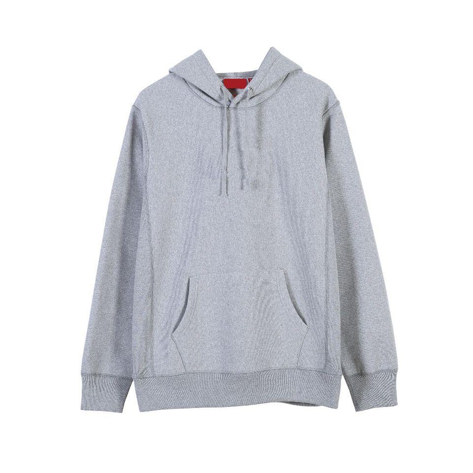 2020 USA Vente chaude Hommes Sweats à capuche Populaire Street Sweatshirts Hip Hop Sweatshirts Classic Lettre Broderie 430 grammes Taille EUR Taille Automne Hiver Sweat à capuche