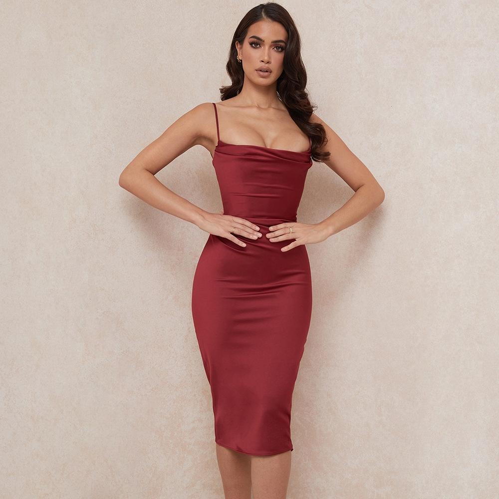 UXVM женский039; S цветной ремешок повязка повязки V-образным вырезом без спинки Maxi длинное платье 4 платье Femme Sexy Rayon Prom Party платья
