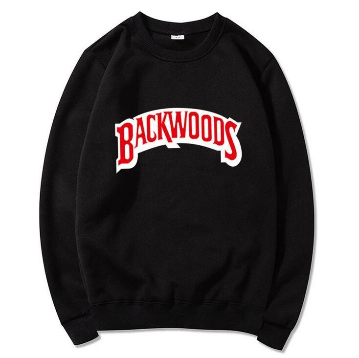 Backwoods Tasarımcı Hoodie Bireysel Kaya erkek Kazak Mektup Baskı Moda Rahat Kazak Kazak Uzun Kollu Erkekler S-3XL