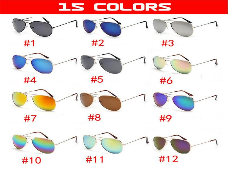 2020 yeni kadın filmi Metal Güneş Dazzle renk gözlük Güneş Gözlükleri bayanlar Gözlük güneş gözlüğü mens açık Shade gözlük güneş gözlüğü
