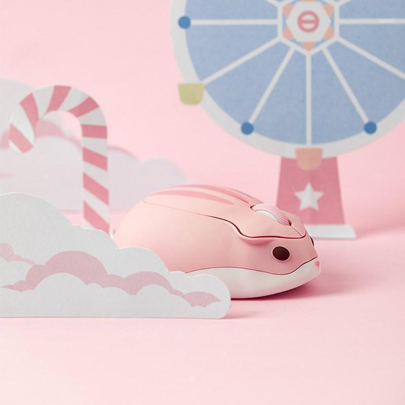 Computer Girl Mouse Cute Mouse Wireless Hamster Creative Professional Gaming Fashion for Laptop1