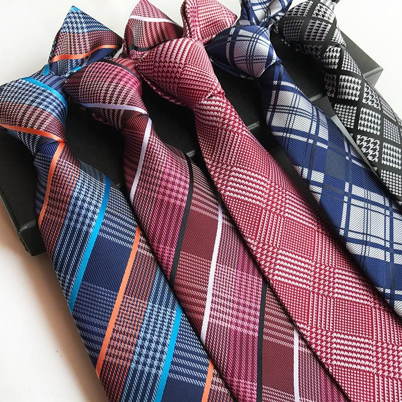 6ACF роза тканый мужской галстуки карманный квадрат 8.5см набор запонки Ширина с шириной Встреча Бизнес повседневная партия N-1136 жаккардовый красный галстук