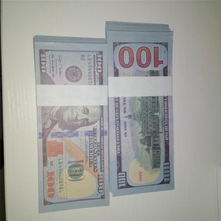Wholesale Copia rápida LKKHN moneda de la moneda de la moneda de alta moneda 100 EE.UU. Piezas / Calidad del paquete 100-4 Props Envío BWTWH