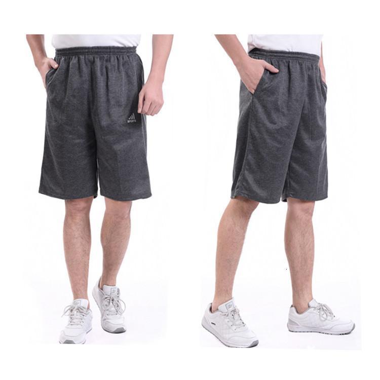 Pantalones de playa para hombres, ropa de verano para hombres, calzoncillos grandes de mediana edad y ancianos, pantalones cortos de deportes de ocio