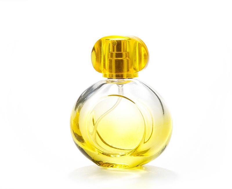 250pcs / lot 30ml 30ml quadrato riutilizzabile profumo bottiglia atomizzatore bottiglie di vetro vuoto bottiglie di bottiglie per viaggi