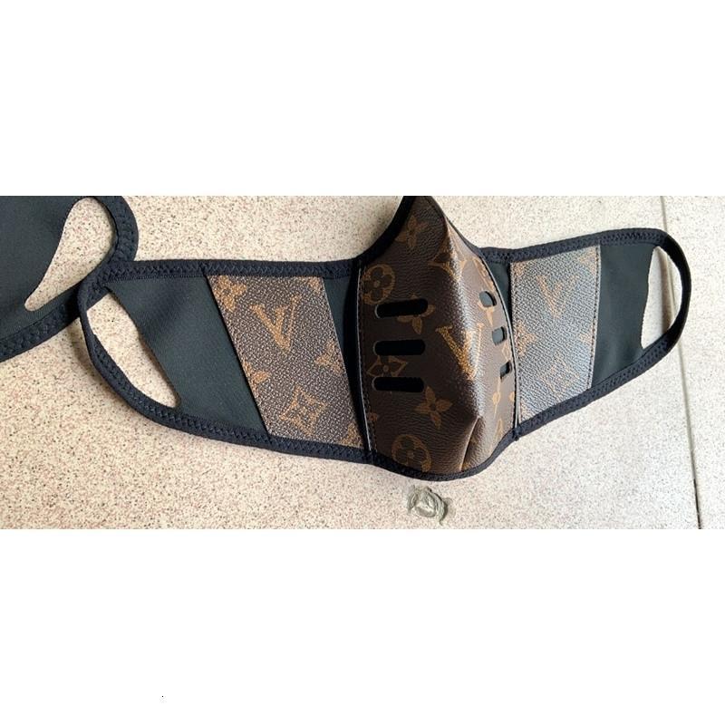 Vuiton Face PU пылезащитные маски Рот-муфельной Дышите 9LGH маска WtfprQJT5