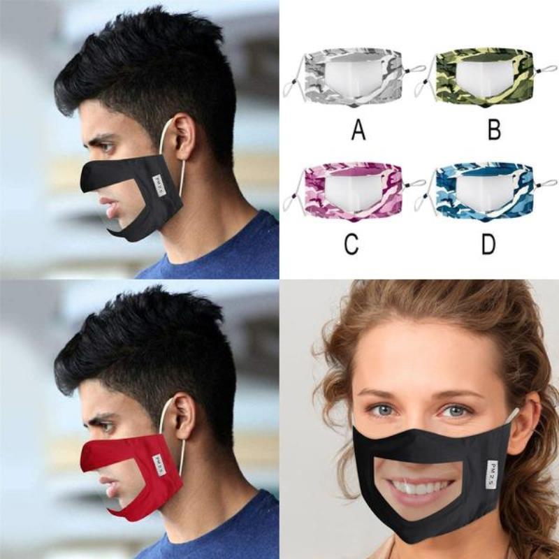 Маска Свободного Deaf Day Face Mask В Обложка Глухого Самое низкое цена Shi с девчонками Face Clear моющегося Пвх Face СУДЕН Окно 1 Простого Удивительный Mens wmtuk