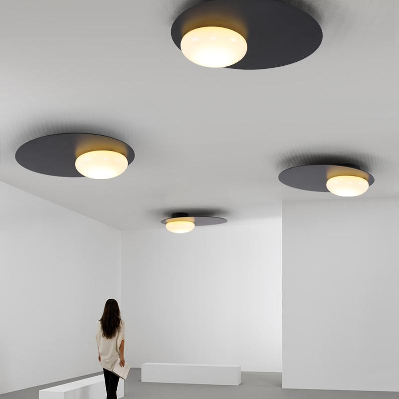 Spanien Designer LED-Deckenleuchte Moderne Deckenleuchte Dekor für Schlafzimmer / Arbeitszimmer Post Modern Light Fixture Kronleuchter Lampara