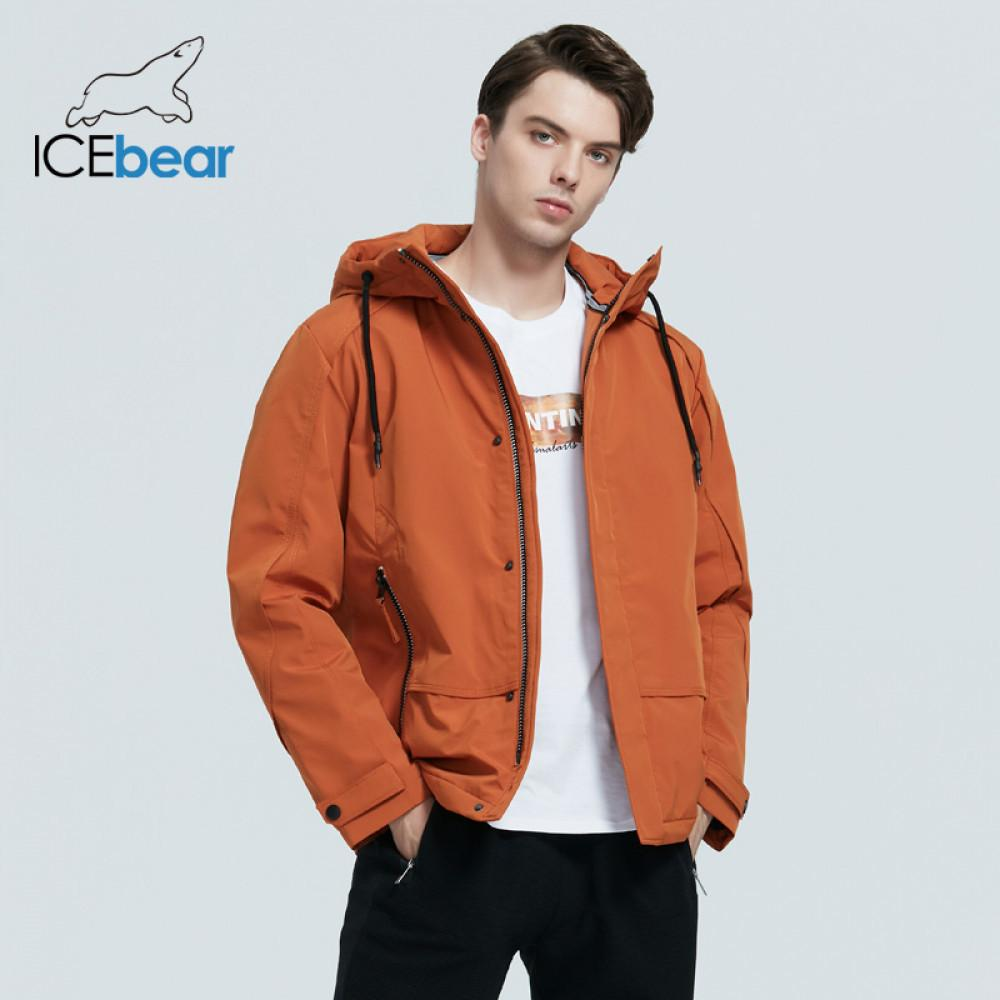 ICEbear new men's autumn jacket high-quality men's coat casual brand men's clothing MWC20802D 201028