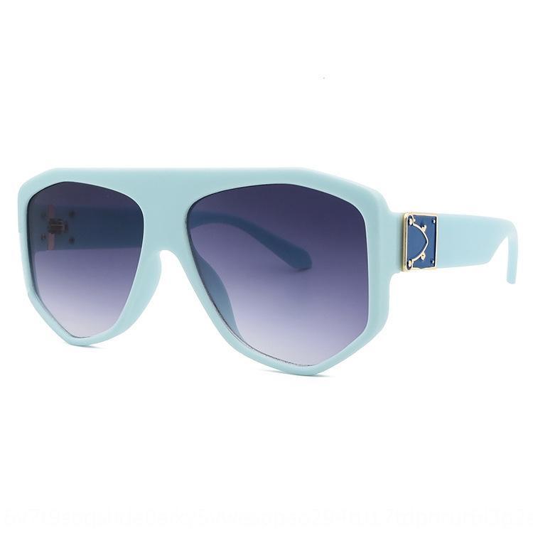 UV400 gafas de sol de las gafas de sol estilo de la calle de moda deportiva W3Bj 's precioso niño retro que juega a enfriar CM111 esencial
