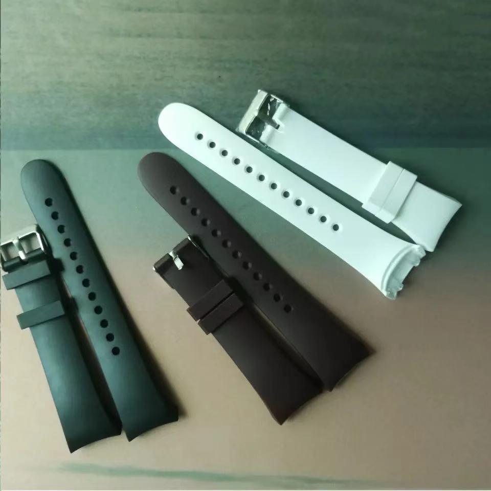 Hot Smart Watch KW18 Strap Original Armband aus Kieselgel 100% Originalband Silikon Armbandkabel für Smart Watch KW18