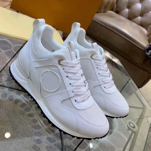 Designer di high-end Scarpe da donna di lusso Donne da uomo Casual Scarpe Casual Slide Glow In The Dark Platform Sports Sneakers 34-45 con scatola