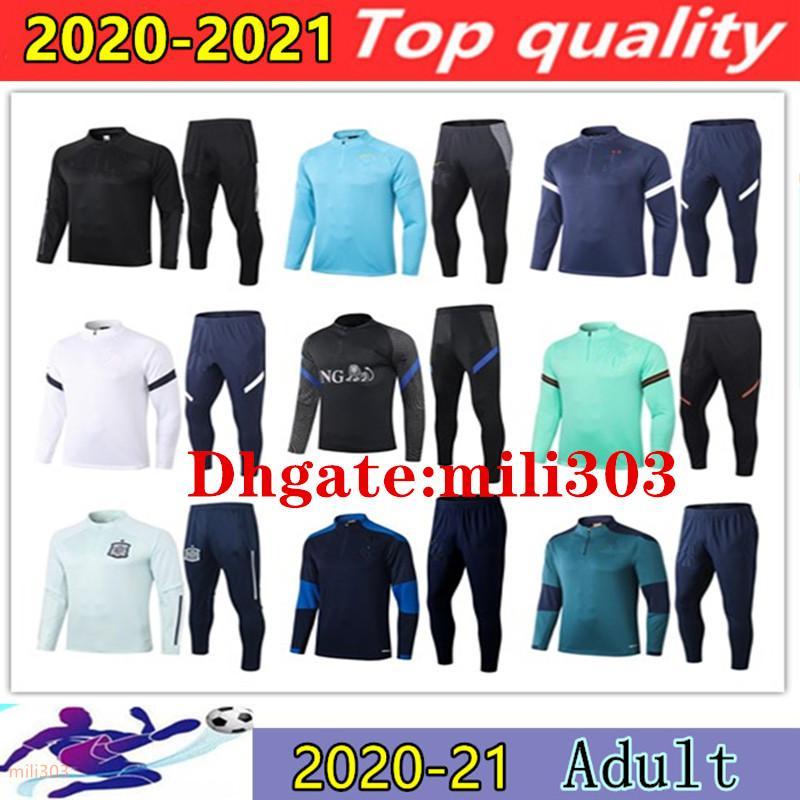 Survêtement Brésil  2020//2021 Football Tracksuit Jogging