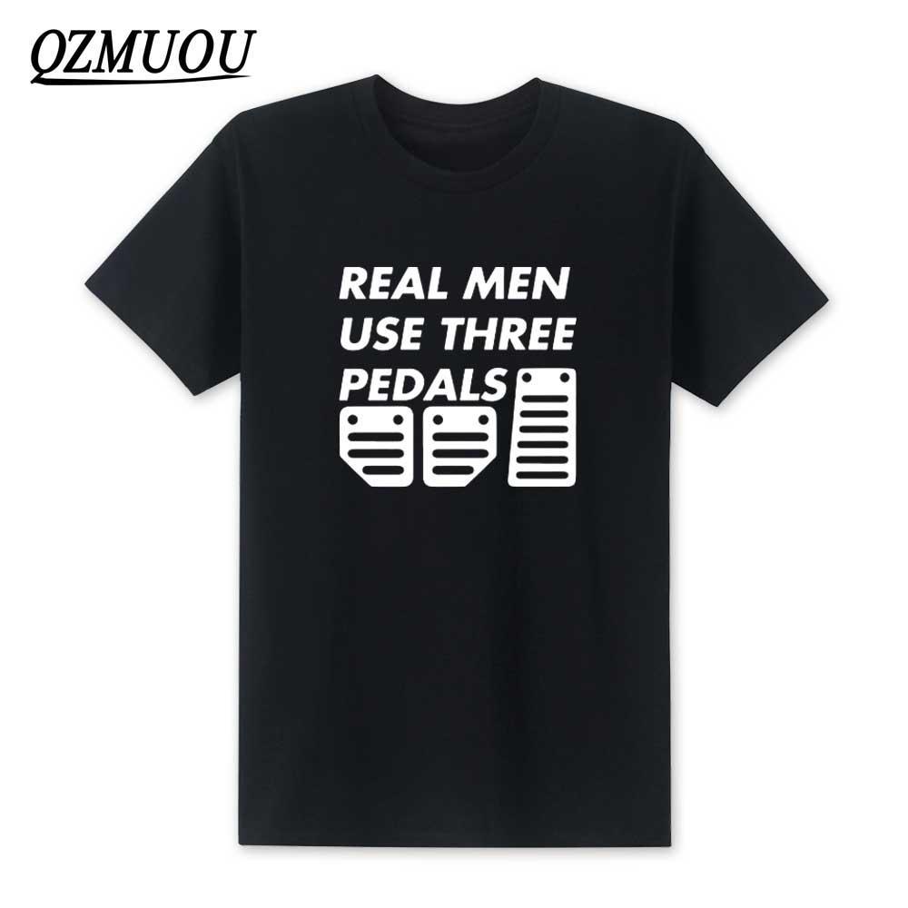 New Real Uso 3 Pedales coche divertido Supercar Mecánico del motor del cheque regalo Luz camisetas de manga corta XS XXL Sudadera con capucha camiseta de los hombres