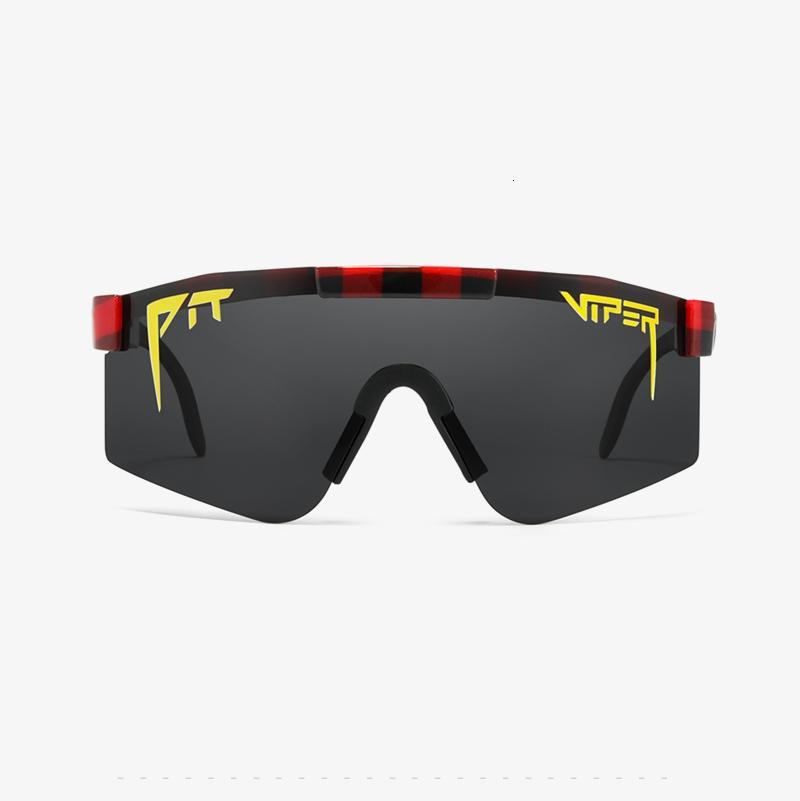 2021 Novo 75% Off The 1993 Pollarized Sports Outdoor Ski Goggles Pit Viper Sunglasses Wubj