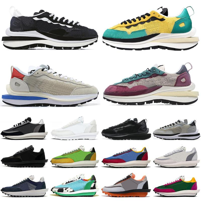nike sacai VaporWaffle Vapor Waffle Pegasus Vaporfly Fragment dunky ldv ld pegasus men women running shoes triple mens trainers sports sneakers runners