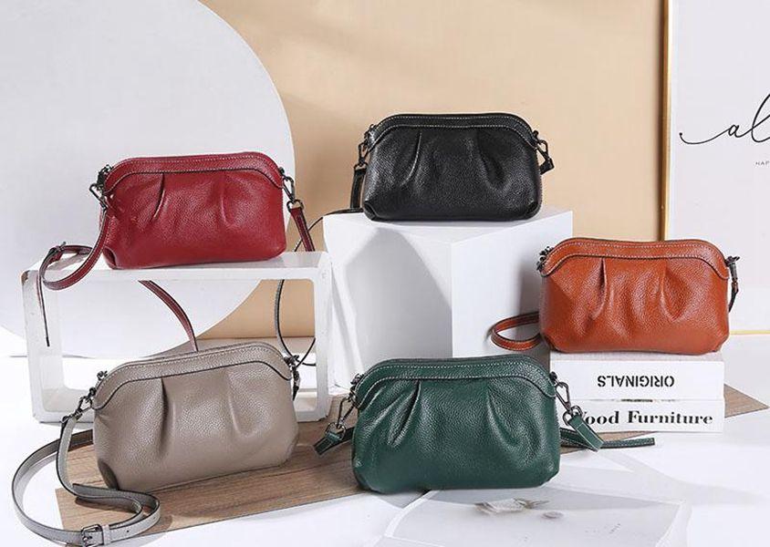 HBP crossbody محفظة حقيبة محفظة المصممين الأزياء كل مباراة لينة الجلد حقائب النساء حقيقي حقائب اليد عالية الجودة