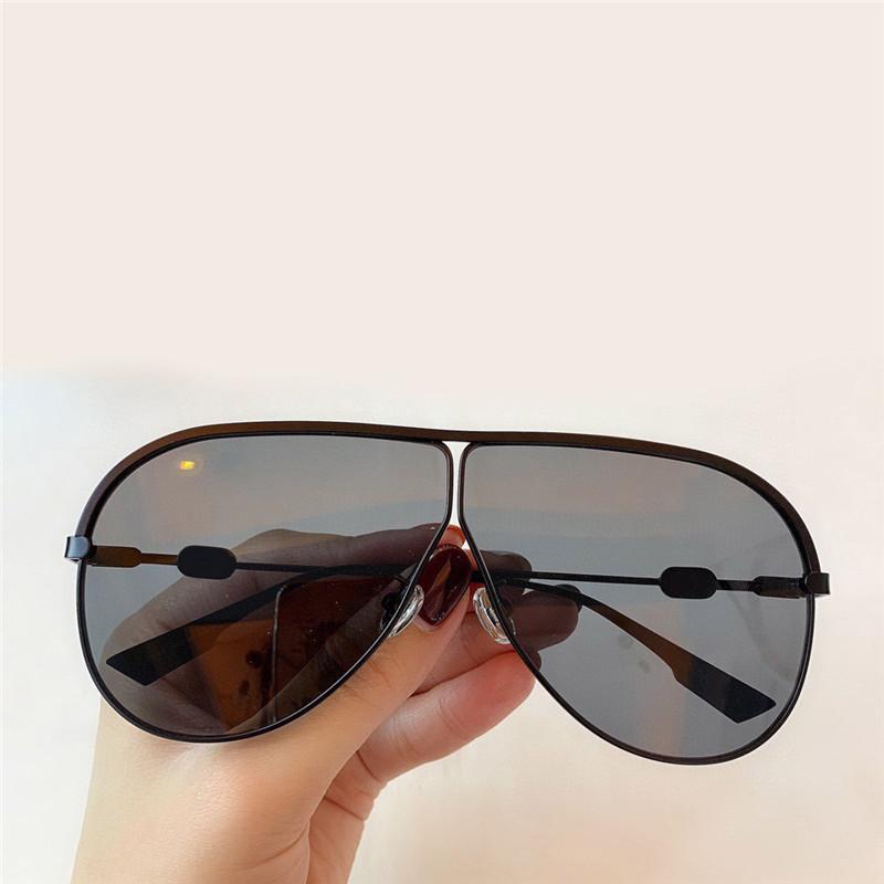 معسكر النظارات الشمسية الموضة الجديدة مع حماية الأشعة فوق البنفسجية للنساء خمر إطار معدني بيضاوي شعبية أعلى جودة تأتي مع النظارات الشمسية الكلاسيكية