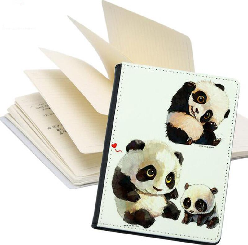 10pcs Sublimation DIY blank NoteBook Paper A5 A6 Spiral about 95 papers
