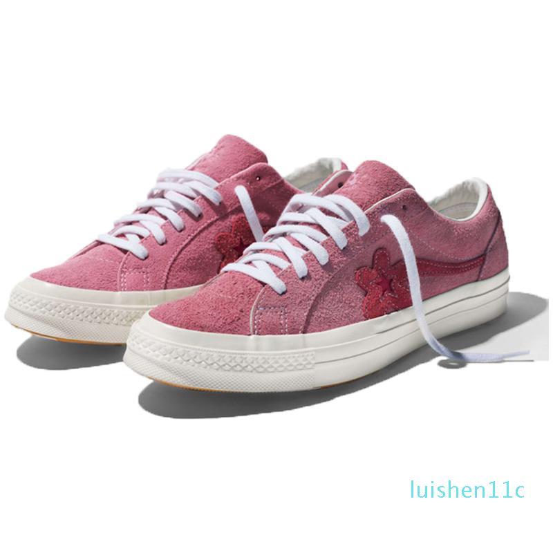 52059 Tyler Oluşturan Kaykay Spor Ayakkabı Kadınlar L11 One Yıldız Ox Golf Le Fleur Moda Tasarımcısı Sneakers TTC Casual Ayakkabı x