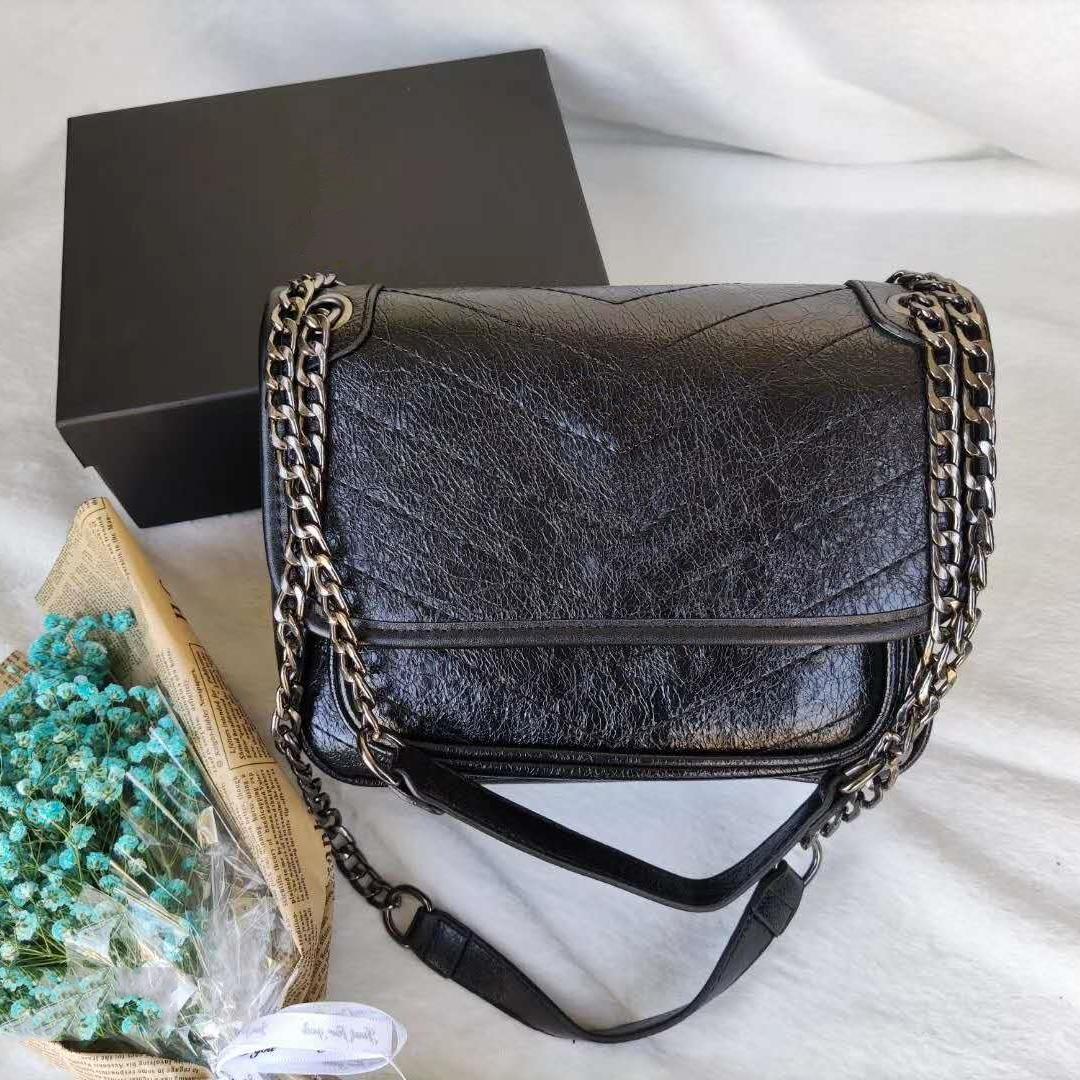 Designer Geldbörse Tasche Frauen für Schulter Bolsa Messenger Handtasche Crossbody Clutch Weibliche Top Qualität Damen FLXMW