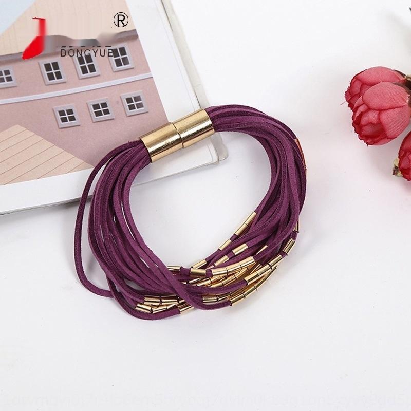 Dongyue новая мода супер волокна магнитной застежкой braceletleisure и удобный браслет Dongyue новая мода супер волокна магнитной застежкой скобка