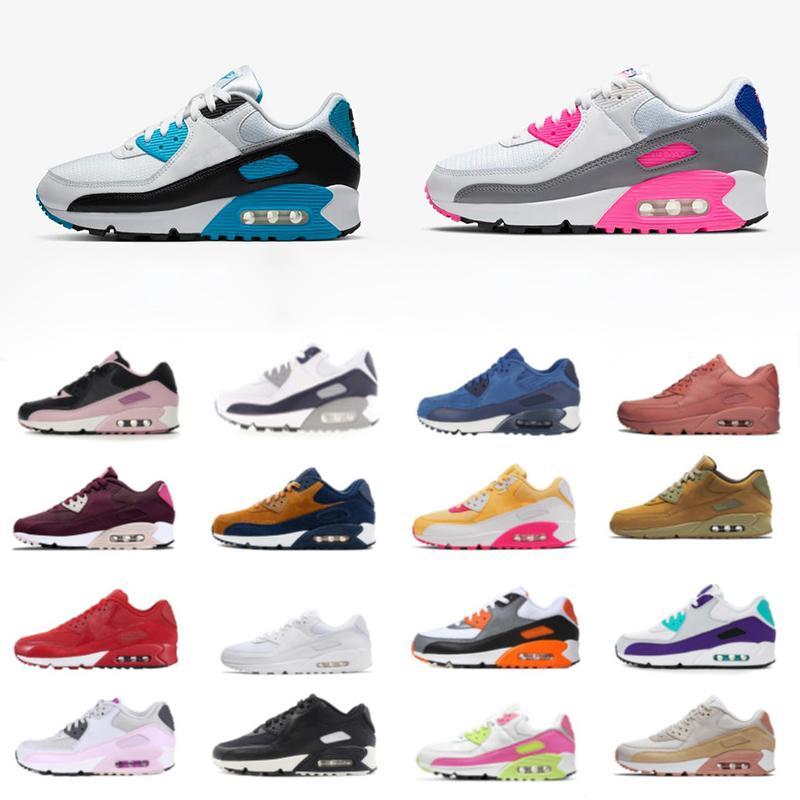 90 Viotech Tênis de corrida Das Mulheres Dos Homens Sapatos de Corrida Viotech 2.0 Sapatos Lucid Verde Opti Amarelo Universidade Red Sports Sneaker