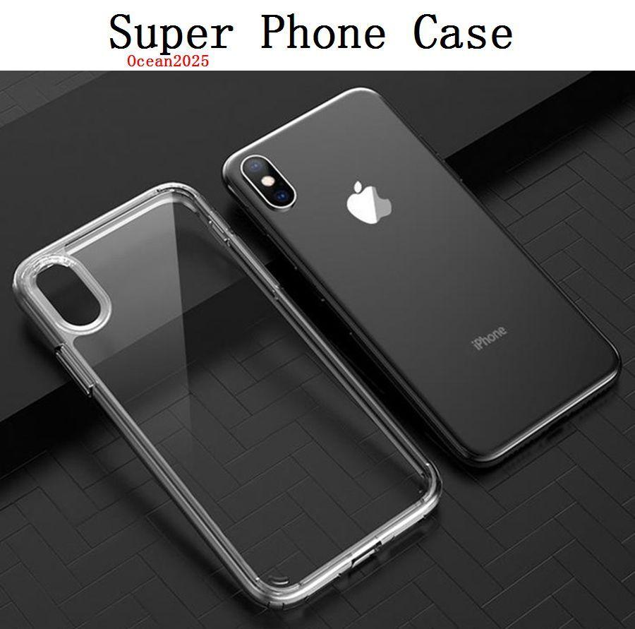 Прозрачный телефон чехол для iPhone 11 Pro MAX XS XR 8 7 6 Plus ТПУ Защитный противоударный прозрачной крышкой
